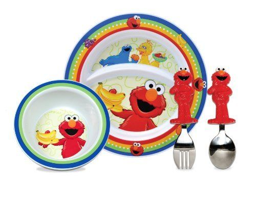 Munchkin Sesame Street Dining Set By Munchkin Http Www