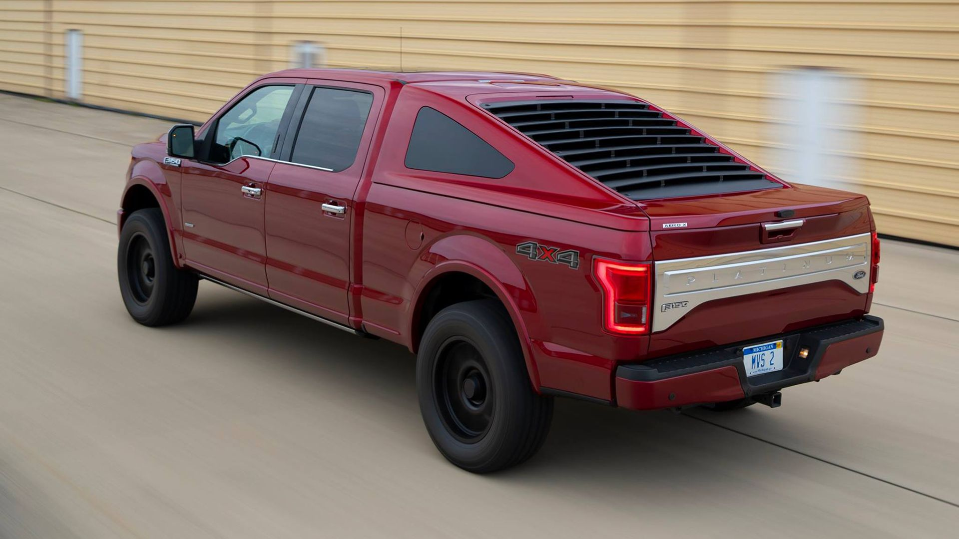 This Mustang Inspired Ford F 150 Fastback Is Real And Yes You Can Buy It Ford F150 Trucks Used Pickup Trucks