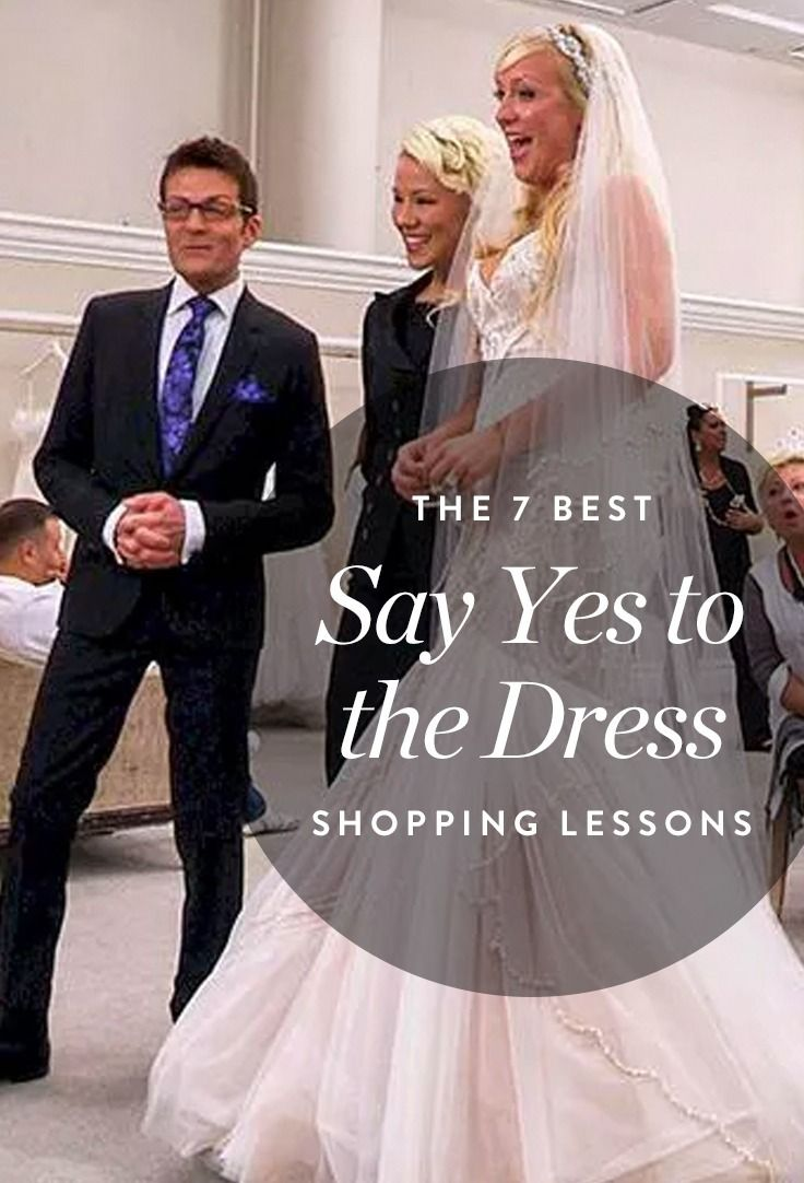 7 Do S And Don Ts Of Wedding Dress Shopping We Learned From Say Yes To The Dress Corset Back Wedding Dress Mermaid Wedding Dress Yes To The Dress