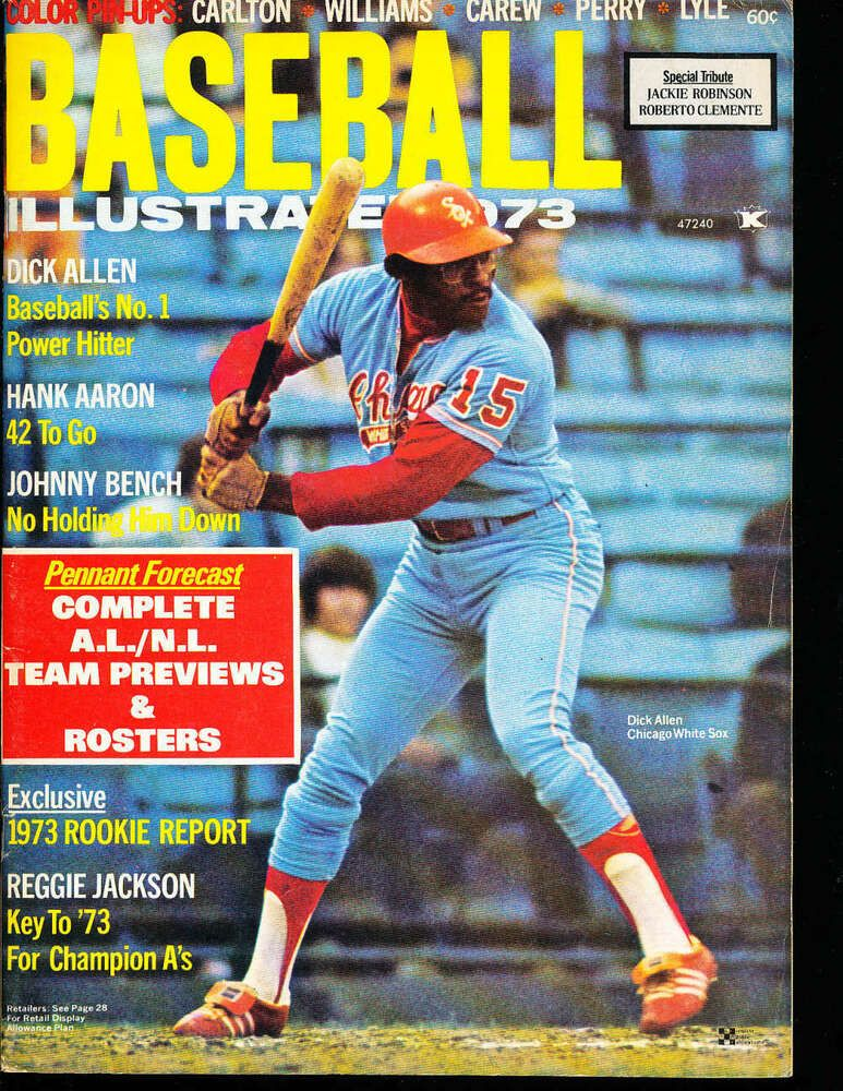 Pin on oztl Baseball Magazines, Baseball Books