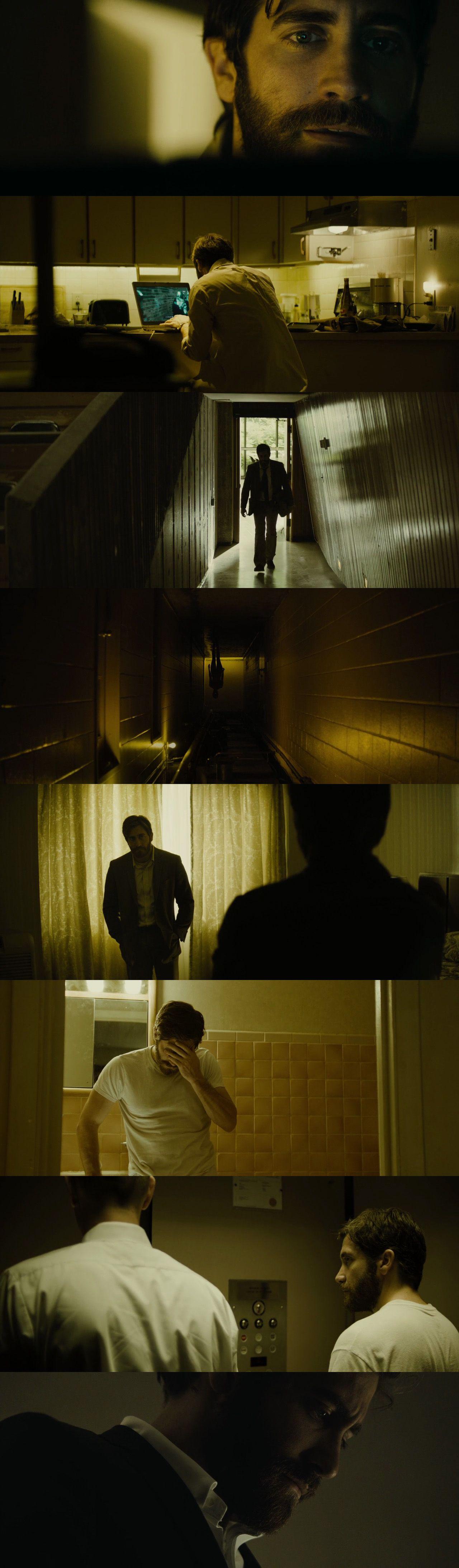 Enemy (2013) Director: Denis Villeneuve Director of Cinematography: Nicolas Bolduc