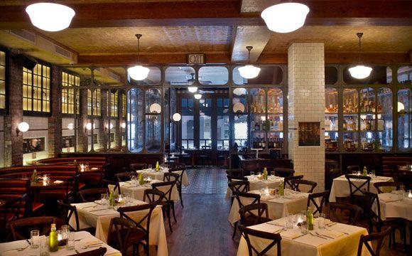 Lavo Restaurant Nyc