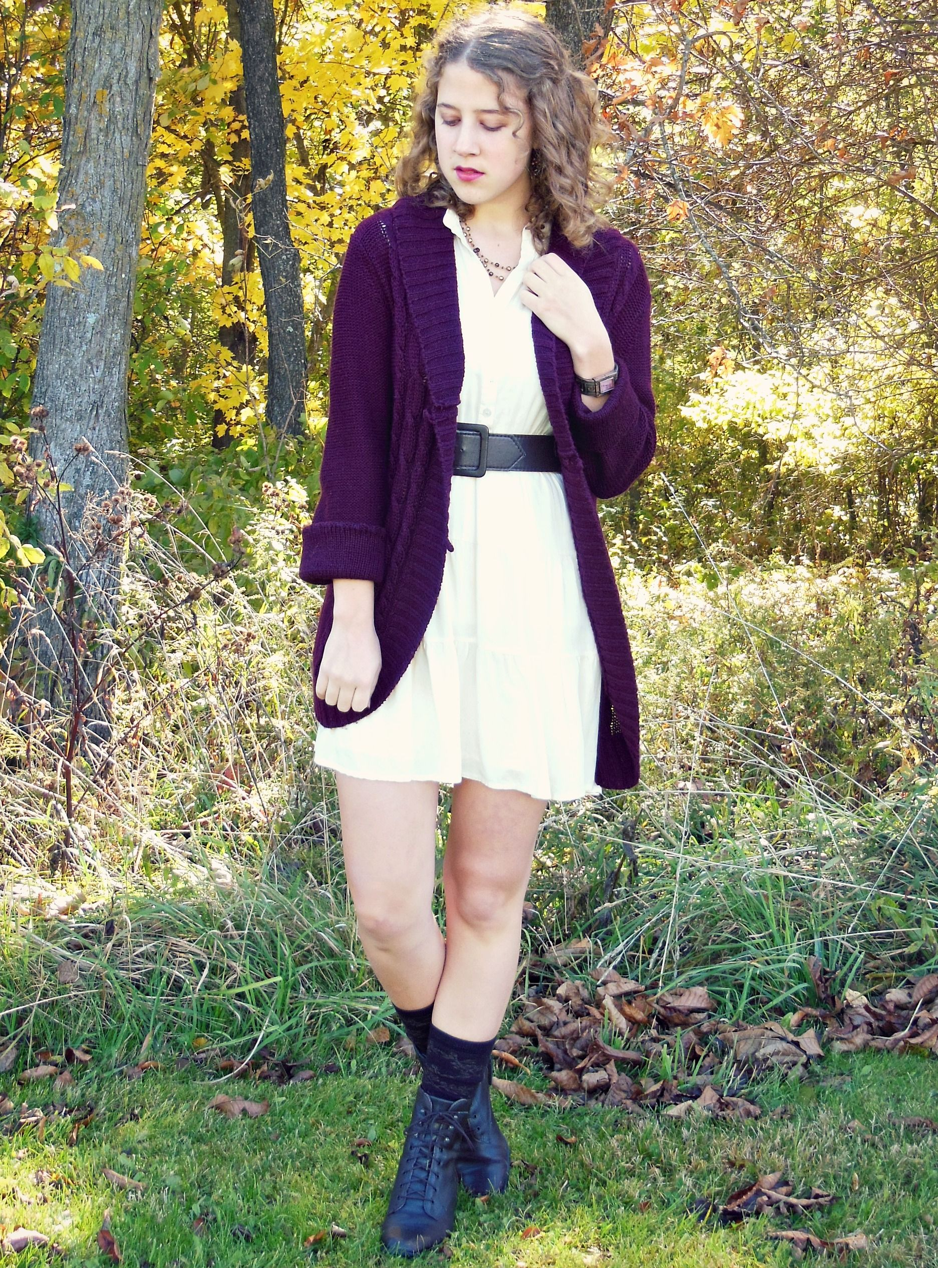 Quintessentially Fall - check out my latest outfit post!