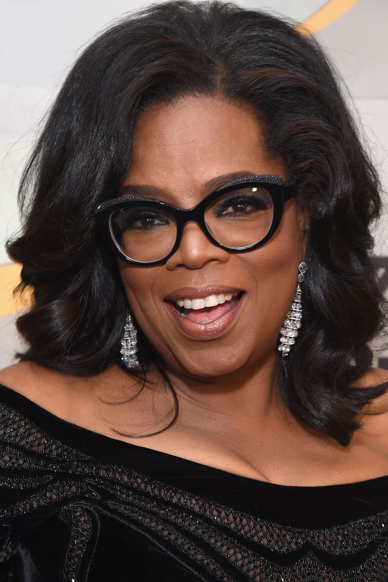 272583f50574 I love Oprah's taste in glasses! Check out her 5 favorite styles!  #OMagInsiders #OprahMag #Oprah