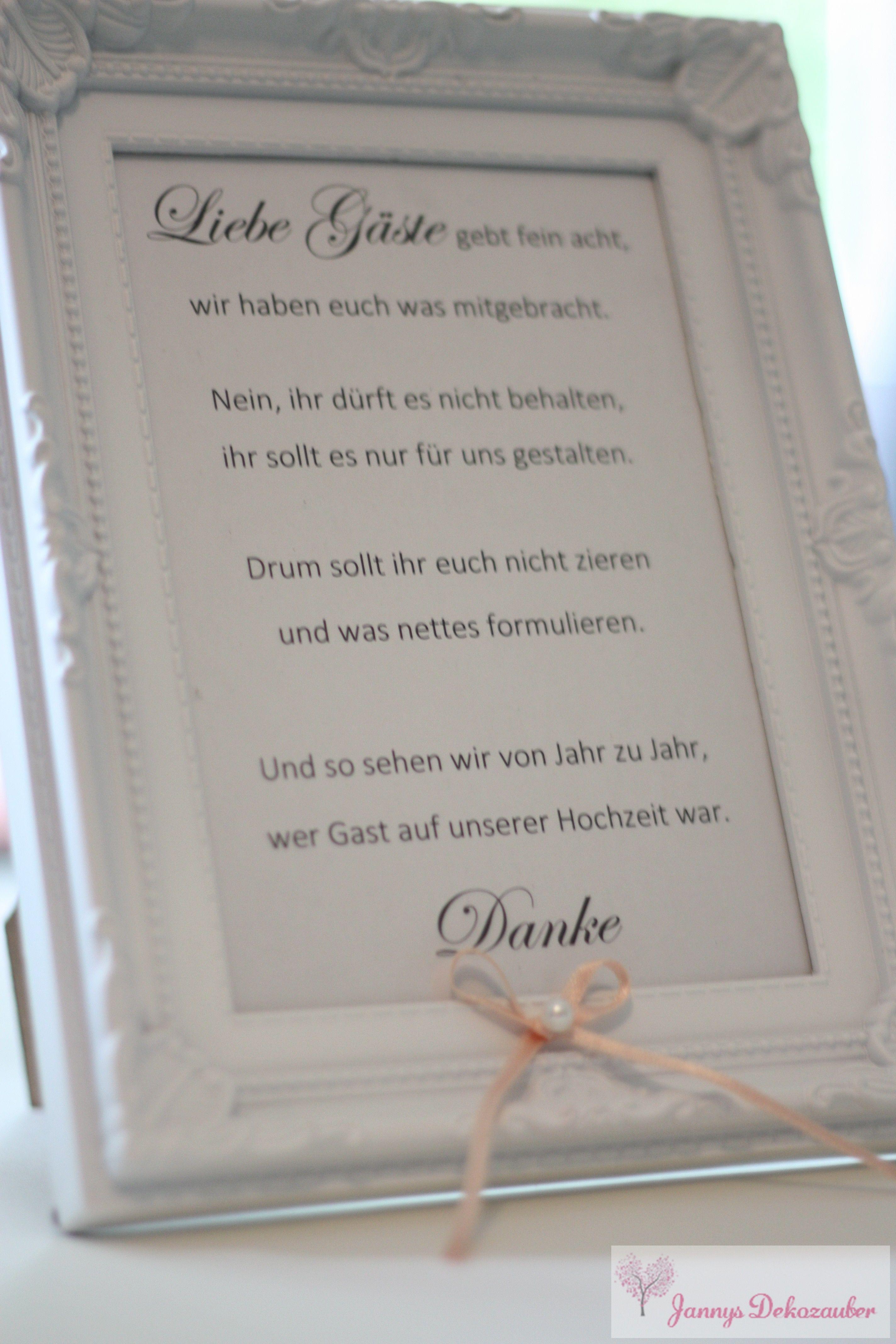Individuelle Schilder Wunschdesign Hochzeitsdeko