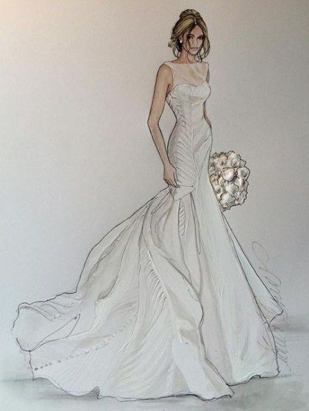 Photo of Fashion drawing dresses sketches moda 50 Super ideas