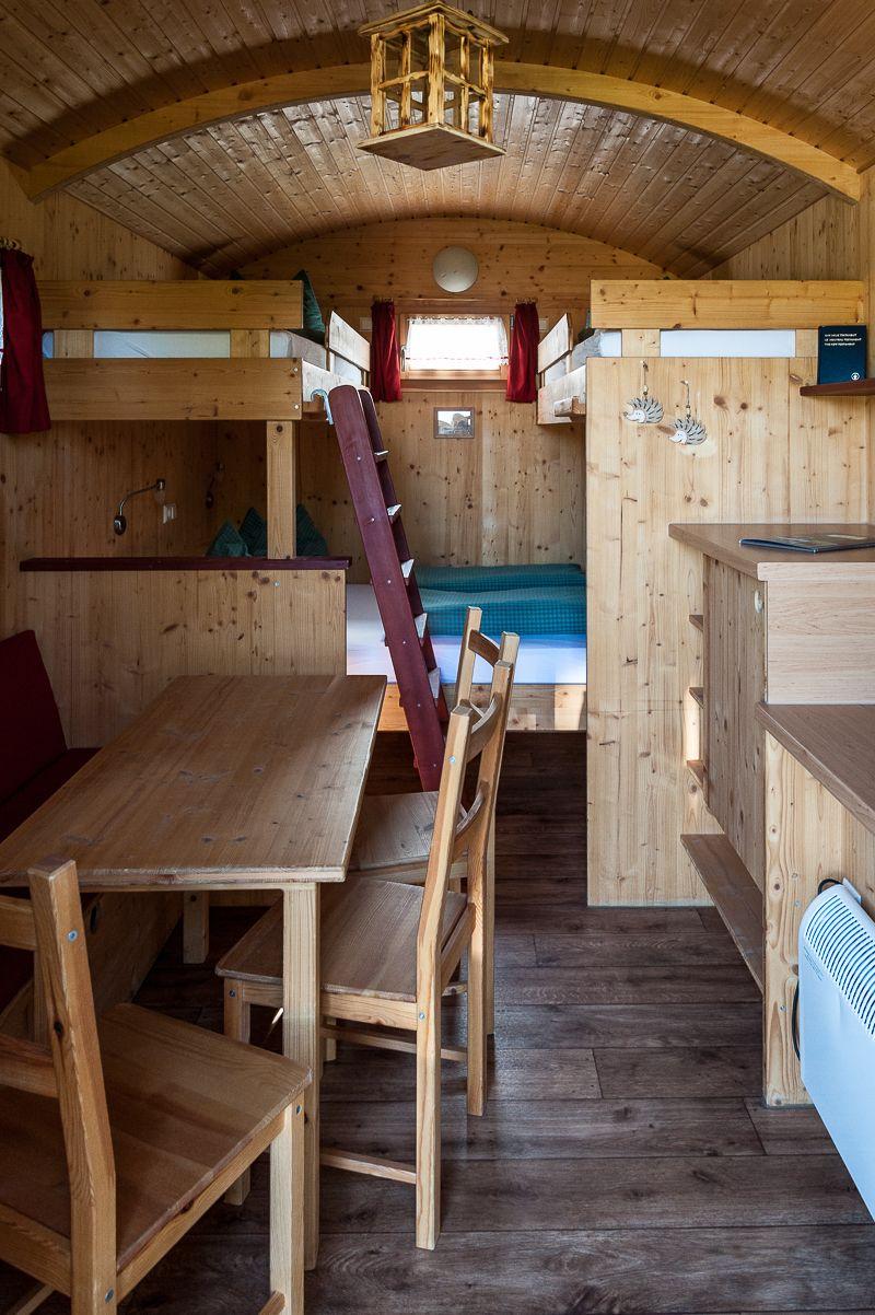 Home design bilder im inneren ungewöhnlich Übernachten schäferwagen u baumhäuser tripsdrill