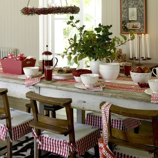 Esszimmer wohnideen m bel dekoration decoration living idea interiors home dining room alpine - Skandinavische dekoration ...