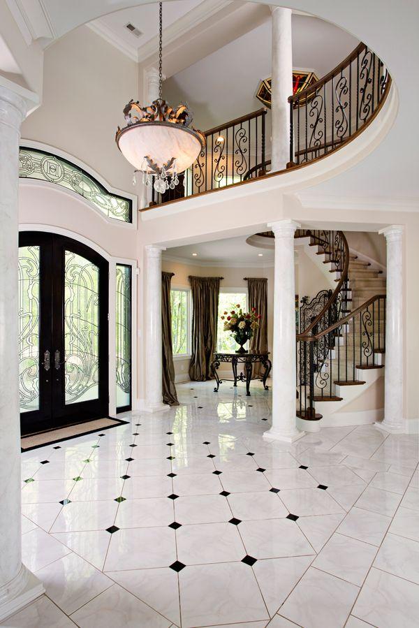 Foyer Stairs Utah : Foyer grand staircase mooresville nc june th