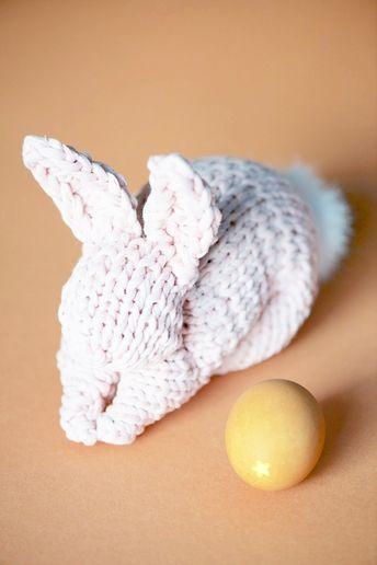 Photo of Ein Kaninchen stricken – Kreativ-welt.de