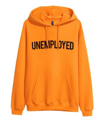 ba7cdf429195 Image result for h m unemployed hoodie
