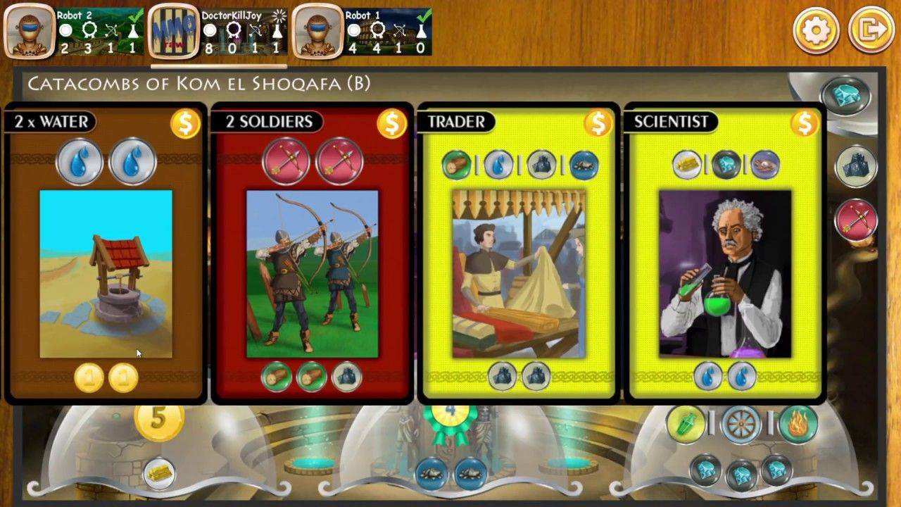 Mystic Miracles STRATEGY CARD GAME play Mystic Miracles