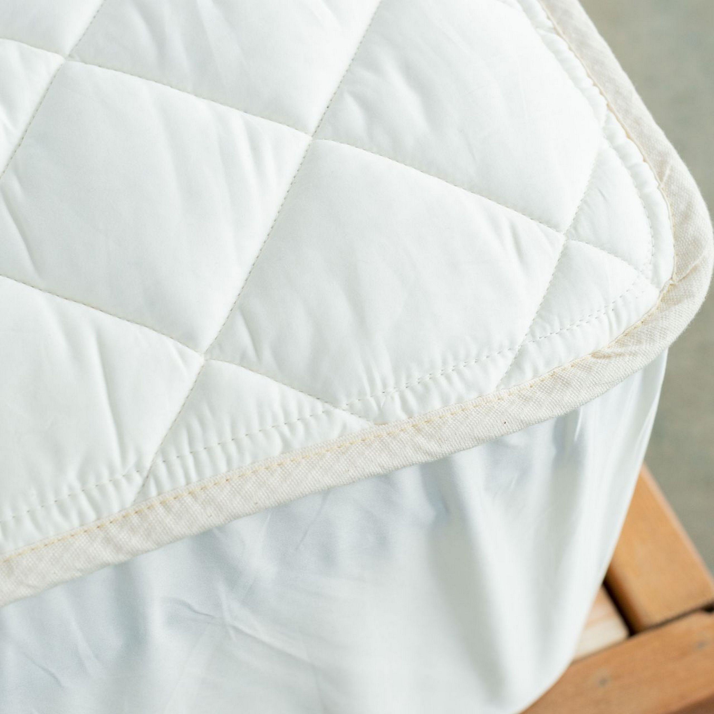 Memory Foam Bed Mattress Pads For Cribs Soft Mattress Pads Affordable Mattress Pads Mattrass Pad Wwwmattress Pads In 2020 Comfort Mattress Mattress Pads Foam Mattress
