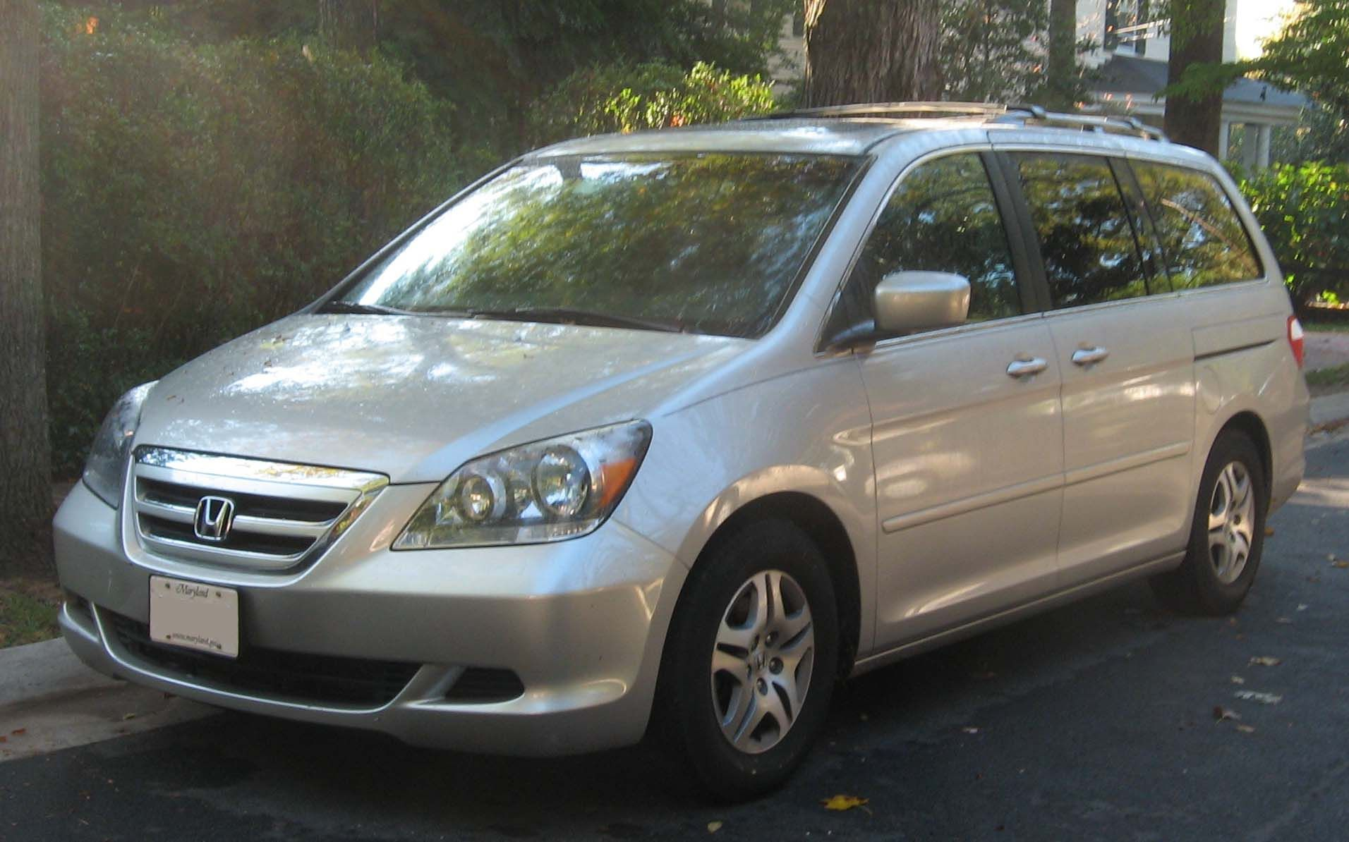 Kelebihan Honda Odyssey 2005 Tangguh