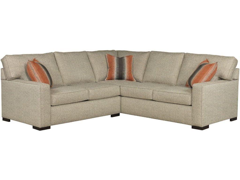 Broyhill 6636 Sectional Sectional Sofa Sectional Broyhill