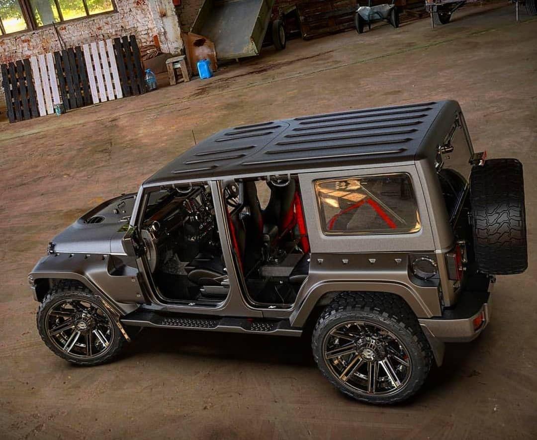 Luxury Car Custom Jeep Jeep Brand Jeep Wrangler