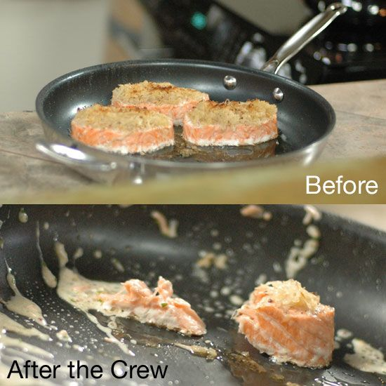 The secret behind the chef sauerkraut chef recipes and salmon food forumfinder Choice Image