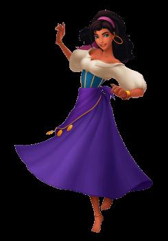 Princesas De Los Clasicos Disney Lista De Todos Los Nombres 2019 Disney Challenge Princesa Esmeralda Esmeralda De Disney