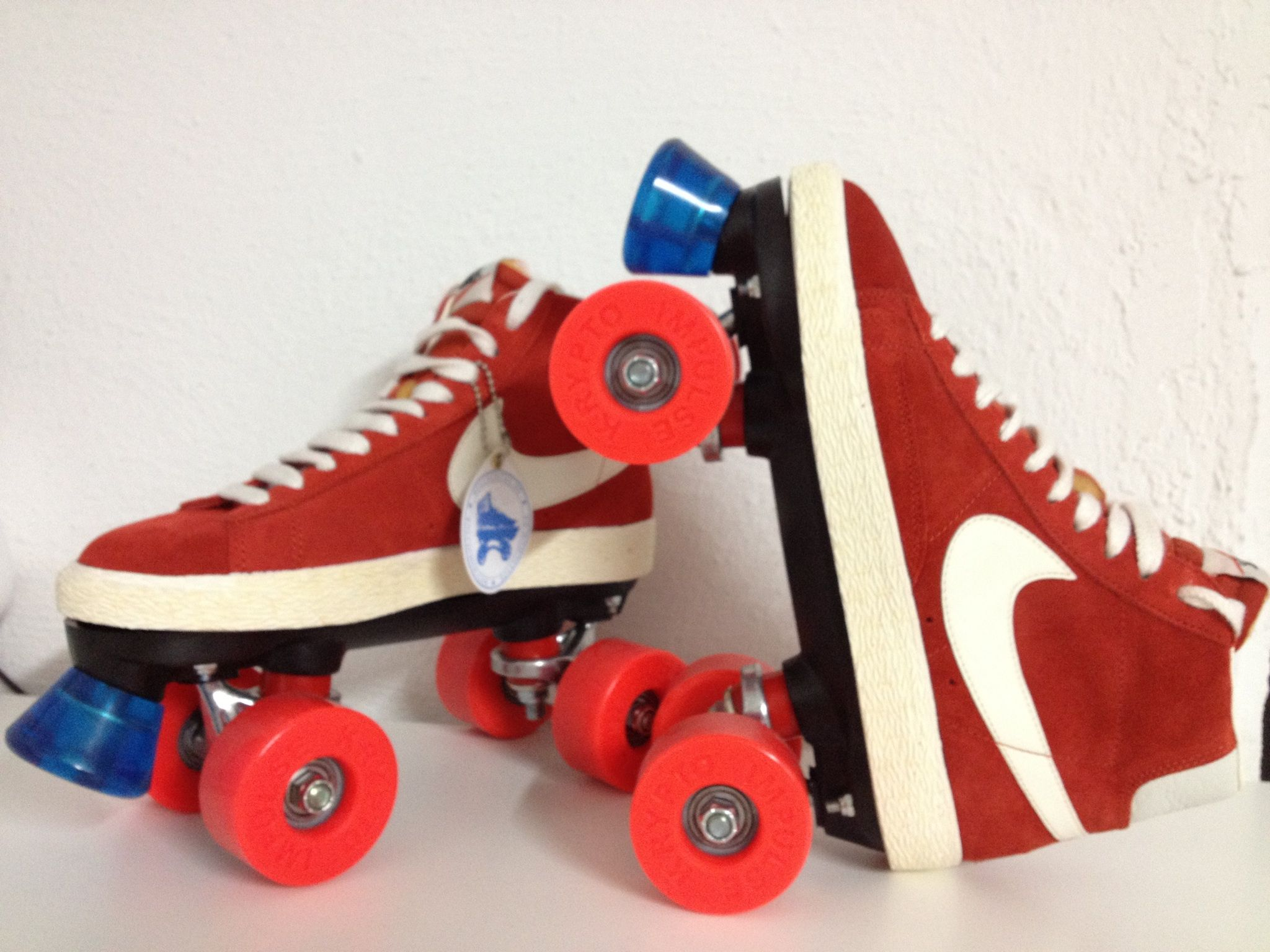 Nike Blazer Krypto Impulse 62mm Formula2 Made By Rollschuhe De Quad Skates Roller Skating Fun Sports