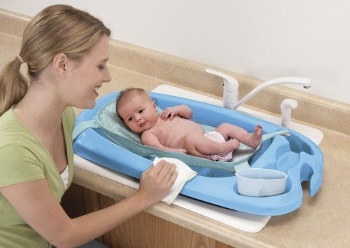 Safety 1st 3-in-1 Cradle and Comfort Tub, Blue by Dorel Juvenile Group, http://www.amazon.com/dp/B001UD0US8/ref=cm_sw_r_pi_dp_CUH6qb1AY41Q4