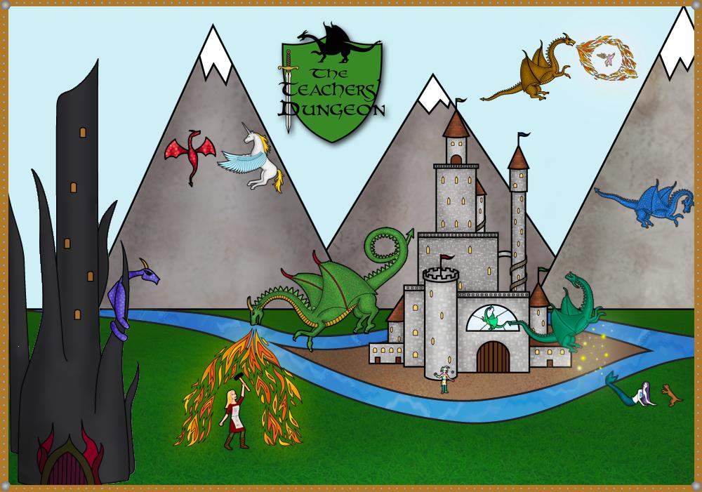 Teachers' Dungeon The Teachers' Dungeon offers a web