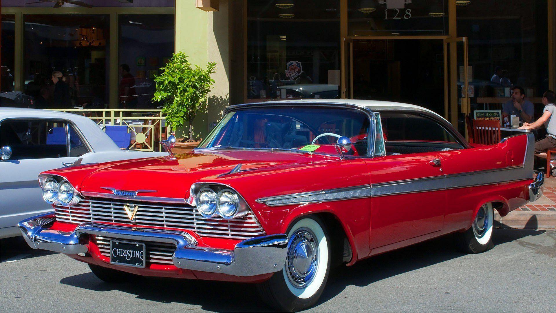 Christine 1958 Plymouth Fury | Cars Plymouth Fury Christine (movie ...