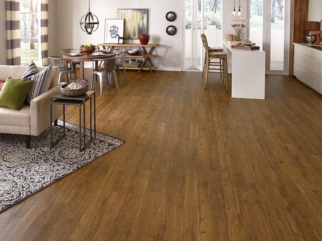 Budget Friendly Flooring Update Honey Oak Vinyl Flooring Wood Plank Home Improvement Li Vinyl Flooring Vinyl Sheet Flooring Vinyl Tile Flooring