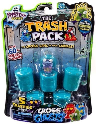 The Trash Pack Mystery Series 5 Pack Moose Toys httpwwwamazon