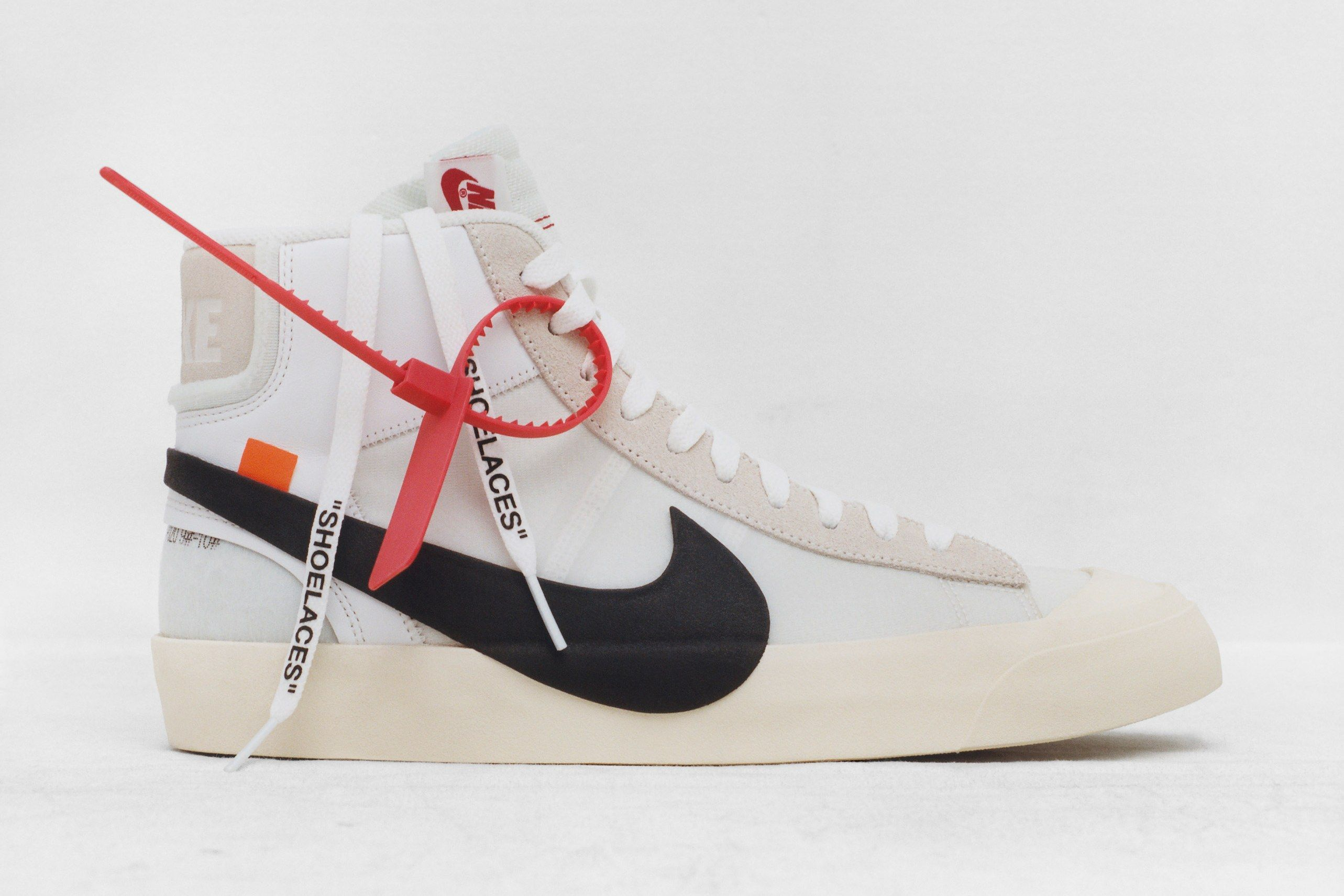 Exclusive: See the Complete Virgil Abloh x Nike