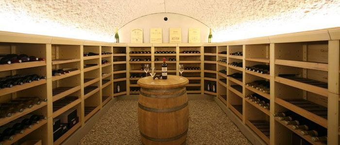 décoration cave vin | Wine rooms | Pinterest | Wine Cellar Design ...