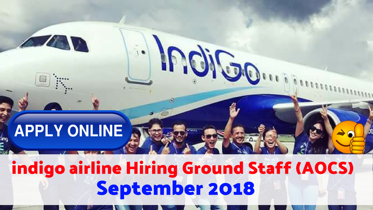 Indigo Ground Staff Interview & Salary Details February