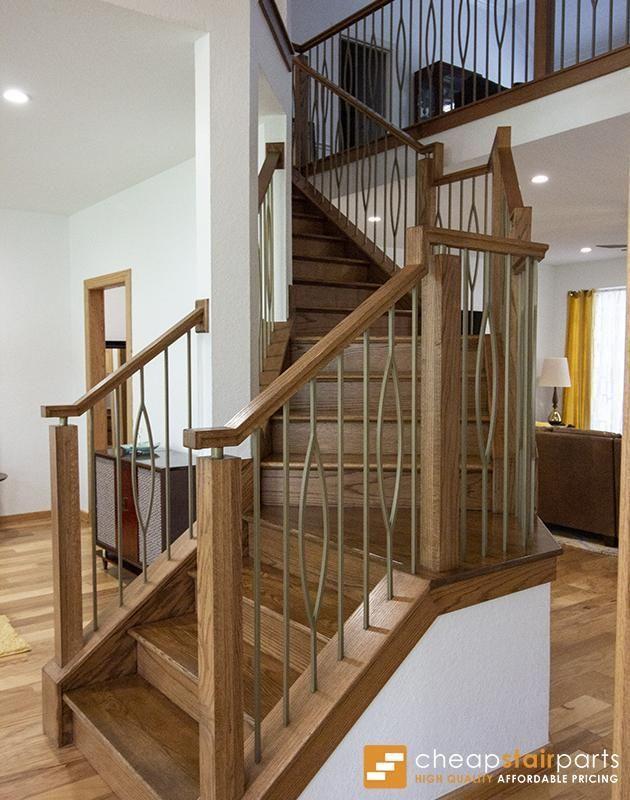 Best 16 6 7 Marquis Modern In 2019 Iron Stair Railing 400 x 300