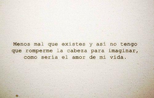 Eres El Amor De Mi Vida Tumblr Imagui Frases Pinterest