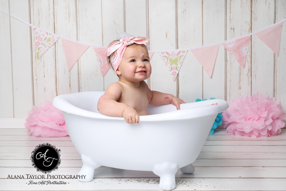 Image of Vintage Clawfoot Bath Tub | Baby christening | Pinterest ...