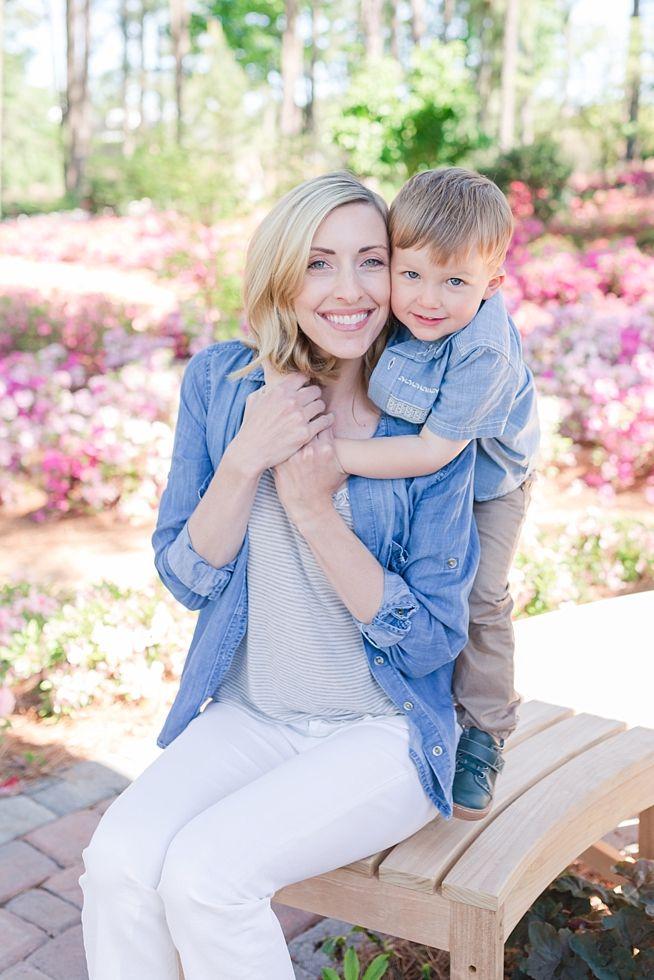 Family Pictures | Raleigh, NC | WRAL Azalea Garden