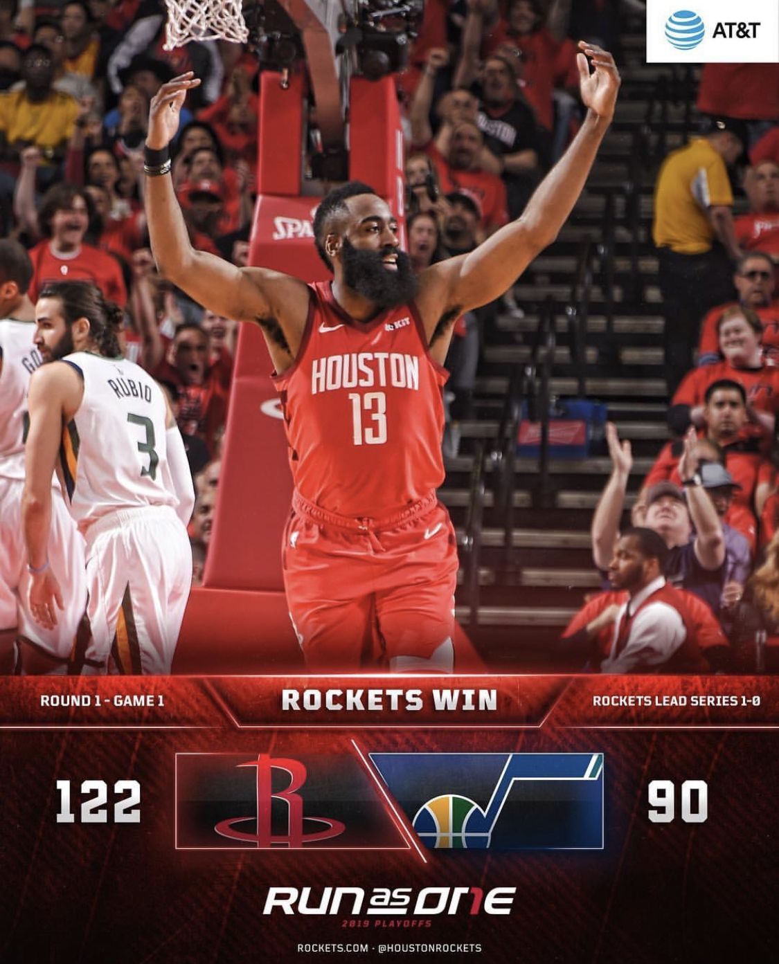 Rockets 10 James harden, Spa, Rocket