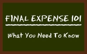 Final Expense Life Insurance Is It For You Final Expense
