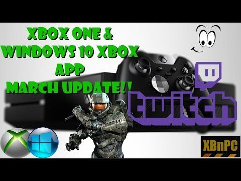 XBnPC News!! Microsoft Roll Out the March Update for