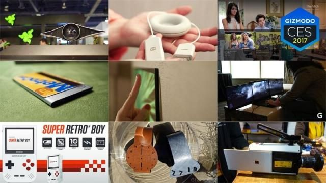 All the Coolest Tech From CES 2017