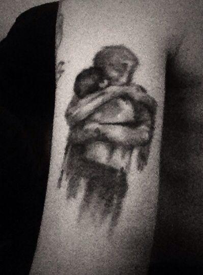 Prodigal Son Tattoo : prodigal, tattoo, Prodigal, Based, Artwork, Charlie, Mackesy., Chelsea, Louise, Smith, Chelmsford, Tat…, Mackesy,, Tattoo, Little, Things, Quotes