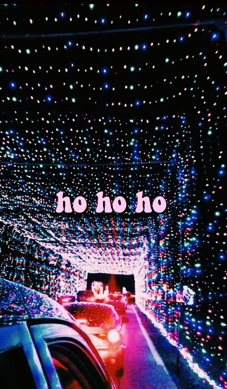 Use these free aesthetic christmas wallpaper backgrounds for your iphone background or instagram stories backgrounds for a dose of christmas. cute cozy aesthetic vsco christmas wallpaper ho ho ho ...