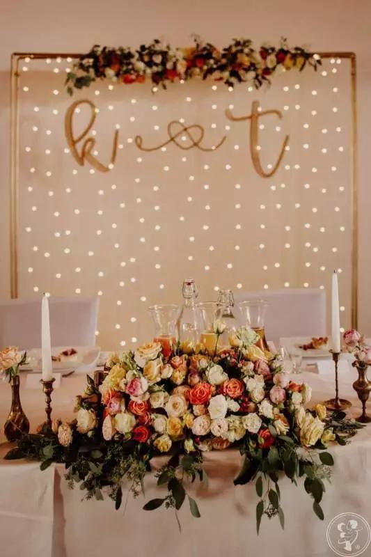 Inspiracje Slubne Pomysly Na Wesele I Slub Weselezklasa Wedding Table Decorations Decor