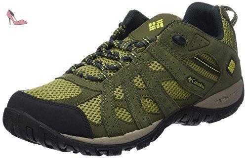 cool De Redmond Homme Randonnée Chaussures Columbia Vert Basses q16Hv0wzn