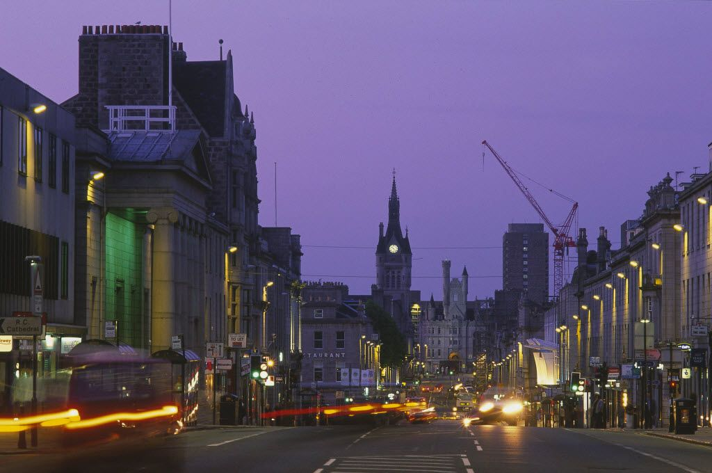 Let S Have A Toast To The Granite City Aberdeen Has Recently Been Judged To Be The Happiest Place In Scotland An Aberdeen Scotland Places In Scotland Aberdeen