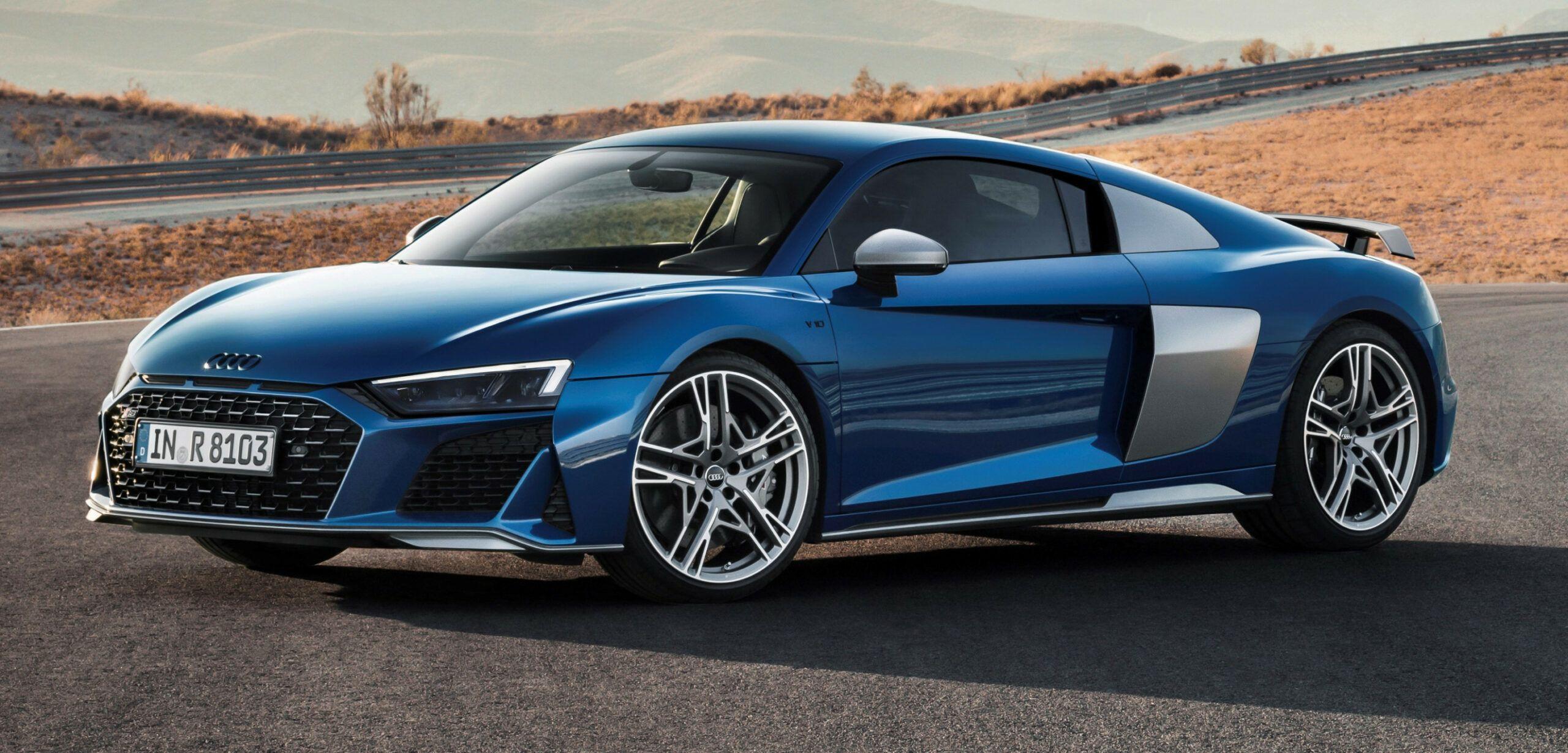 2020 Audi R8 V10 Plus In 2020 Audi Sport Audi R8 V10 Audi R8 V10 Plus