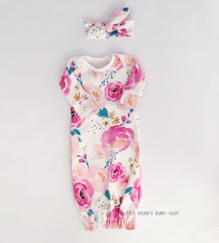 baby, baby gown, baby girl gown, newborn girl, newborn girl gown ...