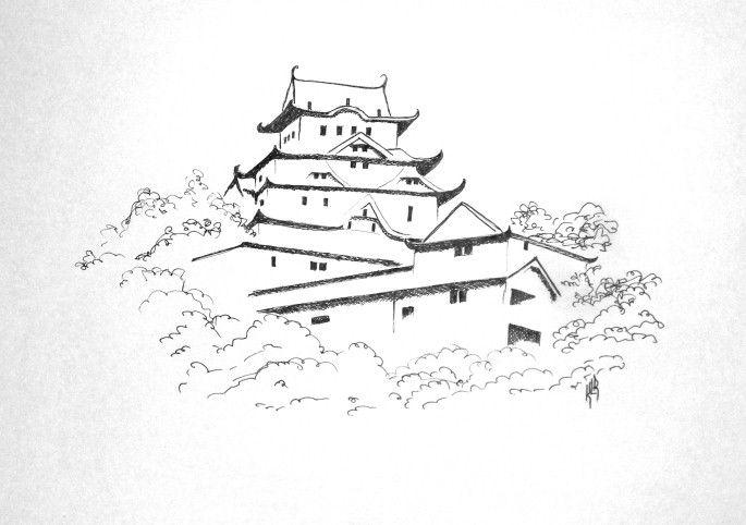 dessin japonais japon petits dessins