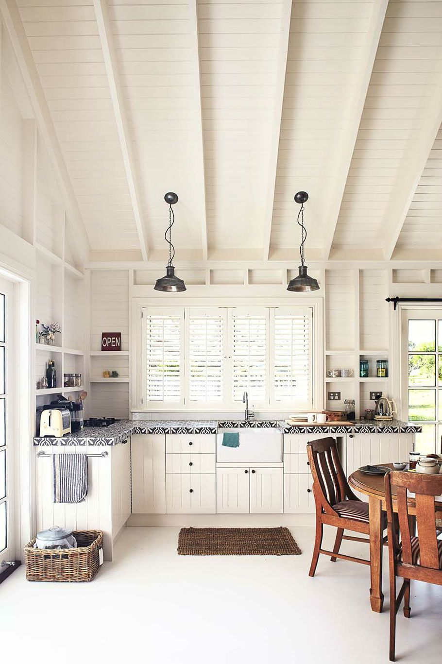 cottonwood cottage for the home home ideal home country kitchen rh pinterest ca