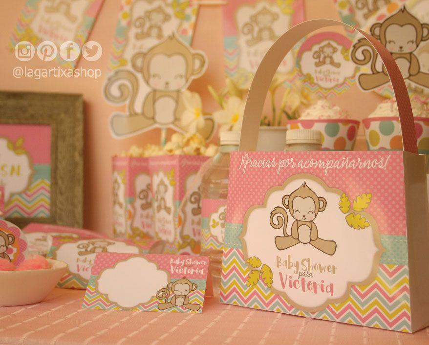 Girly Monkey - Lagartixa Shop