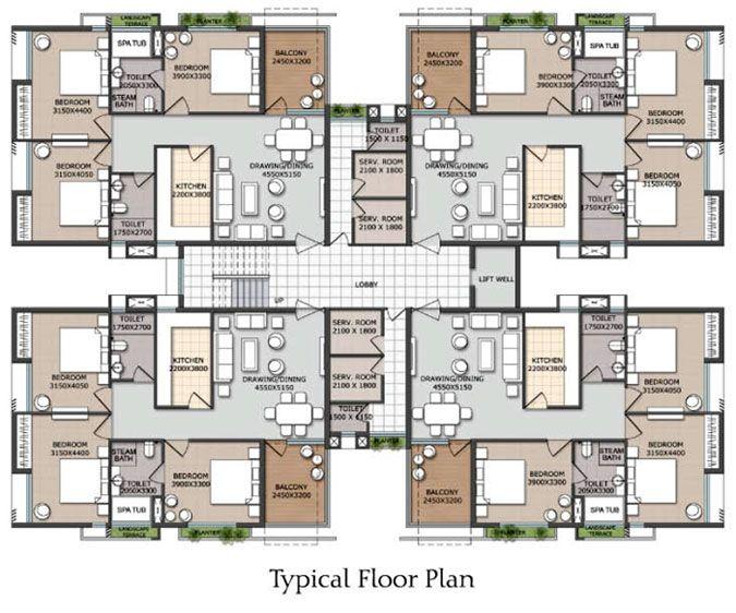 #apartmentfloorplans